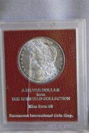SILVER DOLLAR  REDFIELD COLLECTION                         1D