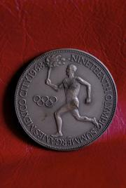 1968 Olympic Bronze Medal