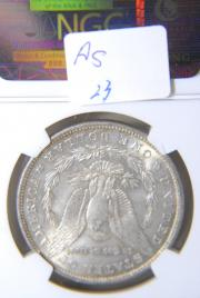 US Morgan Dollar
