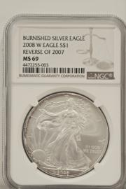 ONE OUNCE SILVER EAGLE